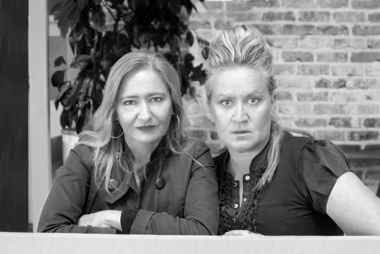 Nicolette Boaz & Linda Janssen